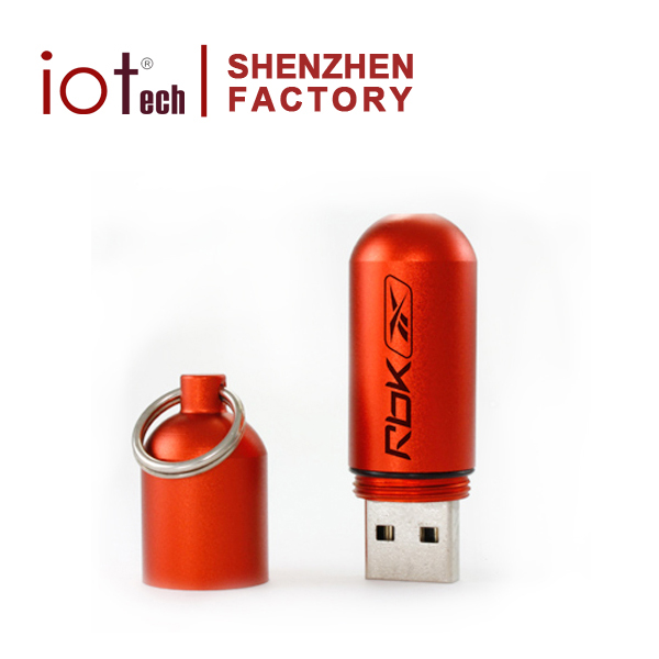Hot Selling Capsule USB Flash Drive 3.0 Pen Drive 128gb Pad Printing logo Made in China