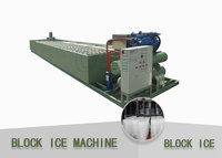 Cheap commercial used ice block making machine in china