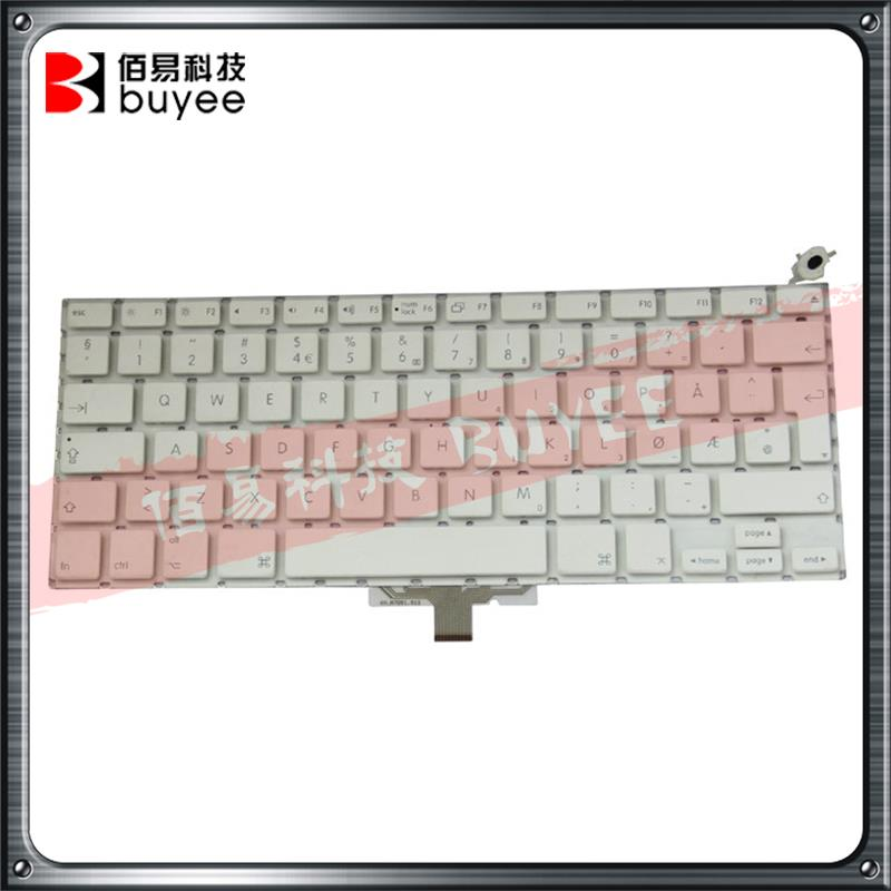 "Noway Keyboard for MacBook Air 13"" A1181 Norwegian Keyboard Layout"