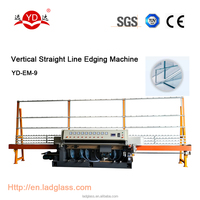 High quality building glass edge polishing machine