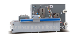 2014 Hot Sale Rotary/semi-rotary label die-cutting machine