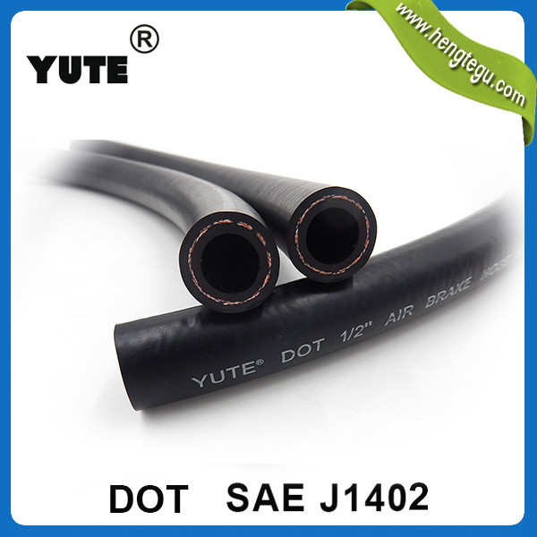 dot saej1402 air brake 6mm, braided servo air brake hoses