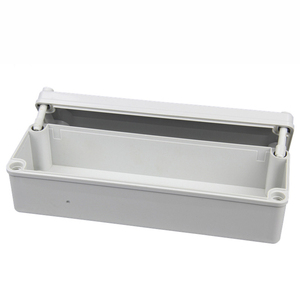 250*80*70mm surface mounting electric battery plastic enclosure ip65 waterproof abs junction box