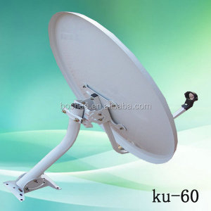 ku band 60cm satellite dish antenna satellite tv antenna wifi