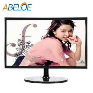 LED 23.6 inch Computer lcd monitor widescreen 16:9 VGA DVI input 23.6 inch LED TV monitor