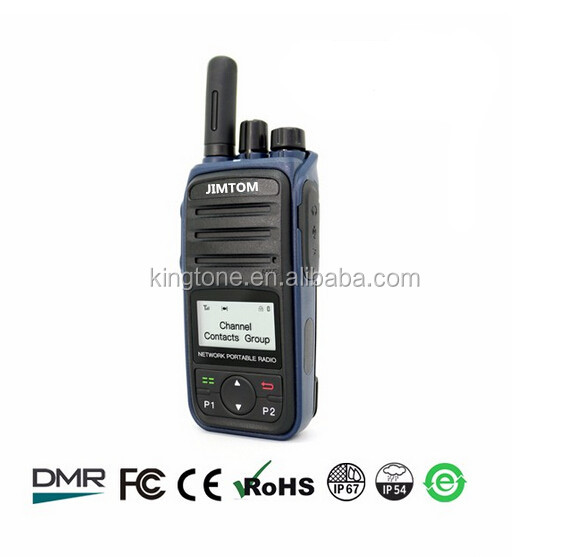 3G Network digital two way radio WCDMA 3G walkie talkie