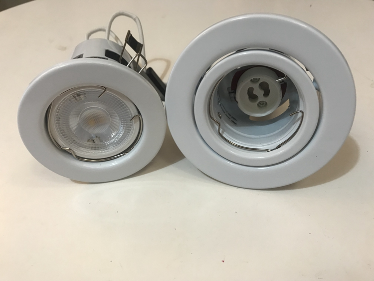 High quality commercial surface mounted dimmable recessed led downlight led downlight fixture