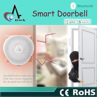 Work with Android IOS APP application Digital wireless dog/human door bell