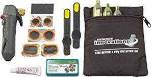 Innovations Deluxe Tire Repair and Inflation Wallet