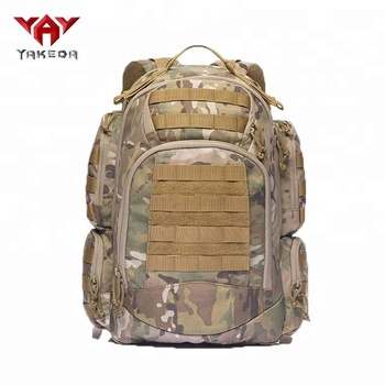 2c884f08a2 Top Selling Professional Molle System Outdoor Nylon Waterproof Hiking Backpack  Bag High Quality Durable Army Tactical