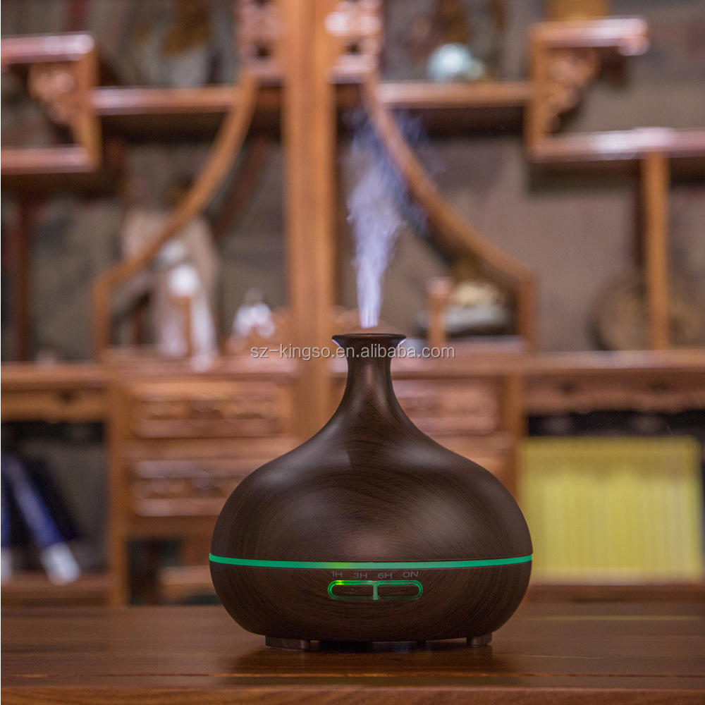 Fast shipping humidifier parts,thann aroma diffuser,wood grain essential oil diffuser