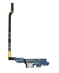 SBOS® Samsung Galaxy S4 i337 AT&T Charging Port Flex Cable Dock Connector USB Port Flex Cable Repair Part i337