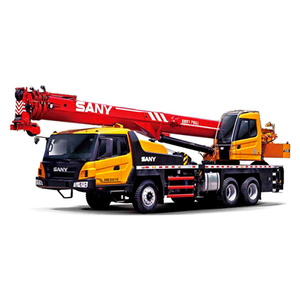 High Performance Truck Crane Sany 20 ton Widely Used Truck Crane