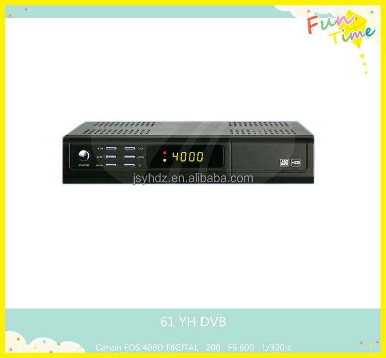 DTH HD DVB-S2 satellite TV receiver