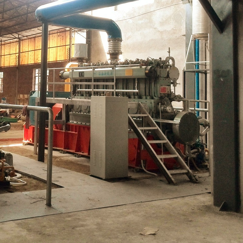 1mw bio gasification power plant generator updraft fixedbed gasifier convert waste to energy machines