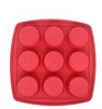 Solid Color Personalized Folding Custom-Made Silicon Microwave Oven Cake Pan For New Designed