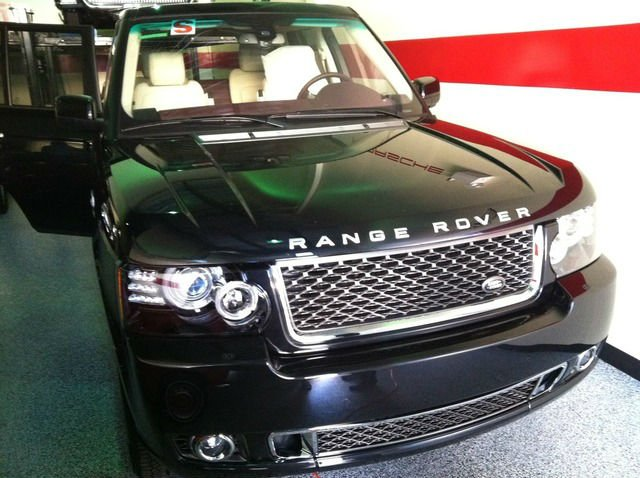 2012 Range Rover SC Autobiography Unlimited