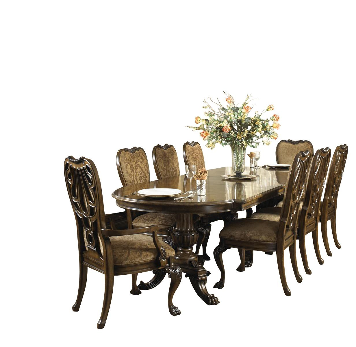 Fine Furniture Design Belvedere Casual Dining Room Set With Dining Table, 6  X Side Chair