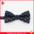 Wholesale 100% Microfiber Checked Bow Tie