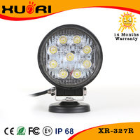 2016 new design 12v auto light led emergency bulb automotive 27w led work light