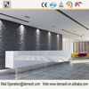3D wallpaper/ light concrete wall panel/decorative wave wall panels