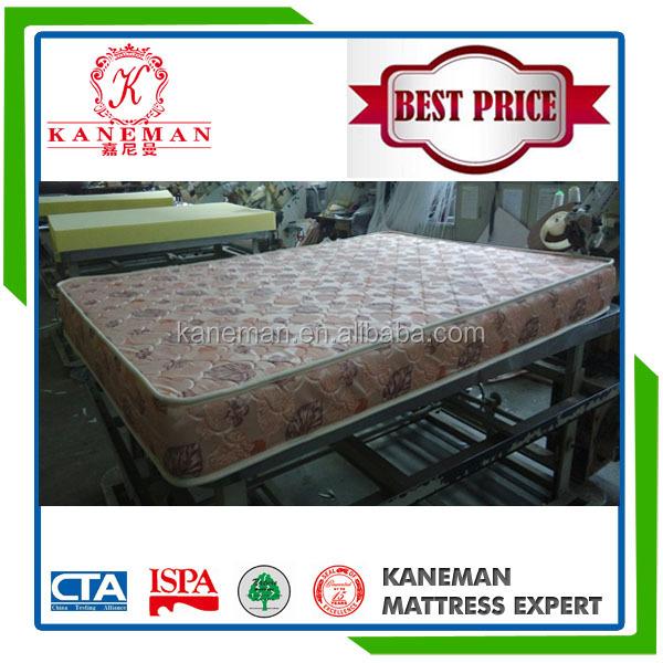Cfr1633 Bs5852 Fire Retardant Foam Mattress