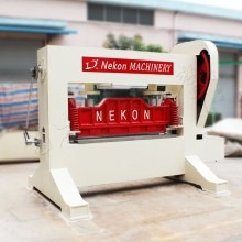 Leather perforating machine