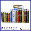 paper decorative book with round spine