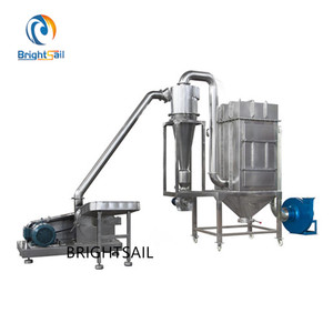 large capacity sugar pulverizer salt powder grinder machine crystal grinding machine
