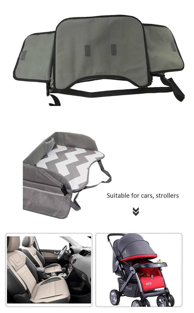 SN-B-54 backseat media organizer seat cover