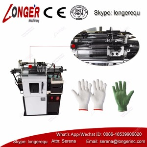 Glove machine|Cotton hang glove making machine|Hot sell glove knitting machine