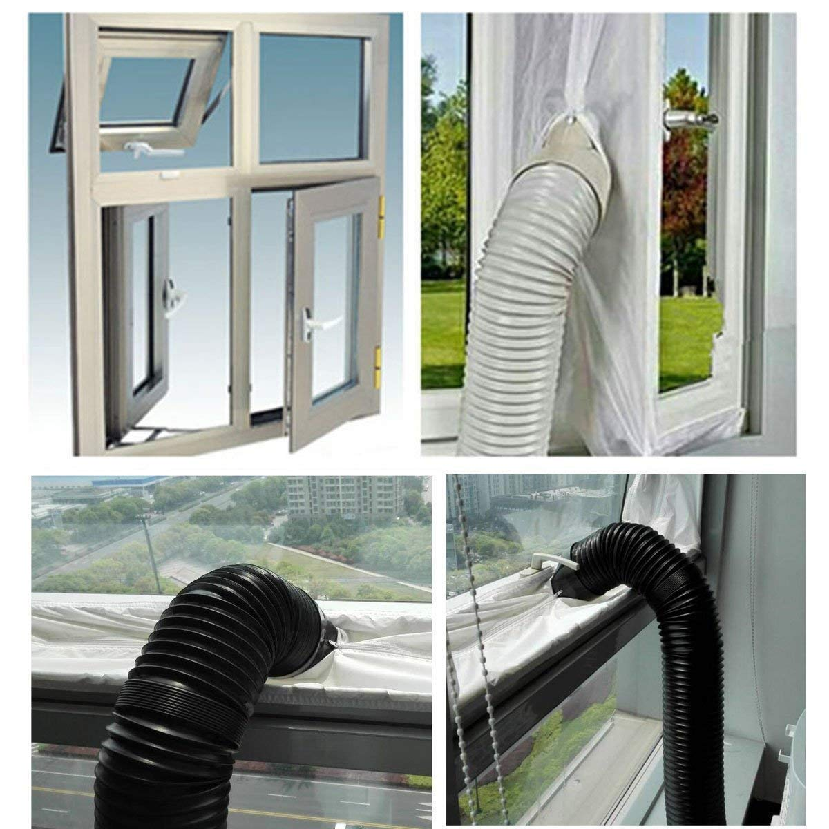 Buy Hoomee 300 Cm Universal Window Seal For Portable Air