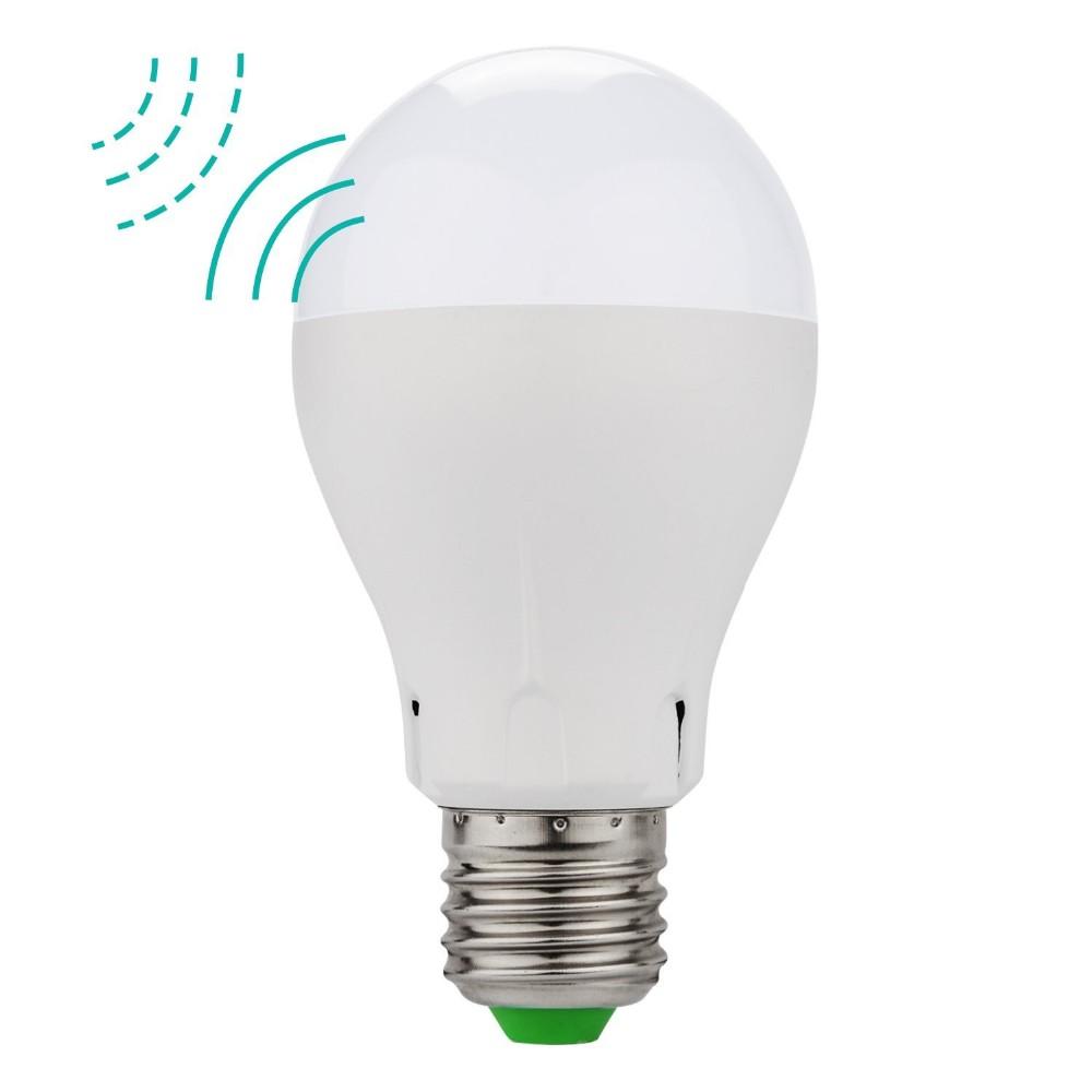 2017 AC85 ~ 265V 4W e27 LED Light Bulbs with Motion Sensor for sale