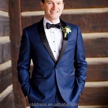 Vestido formal azul royal