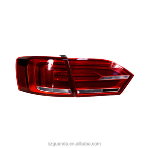 Hybrid Style LED Taillights Rear light for 11-14 VW Jetta MK6