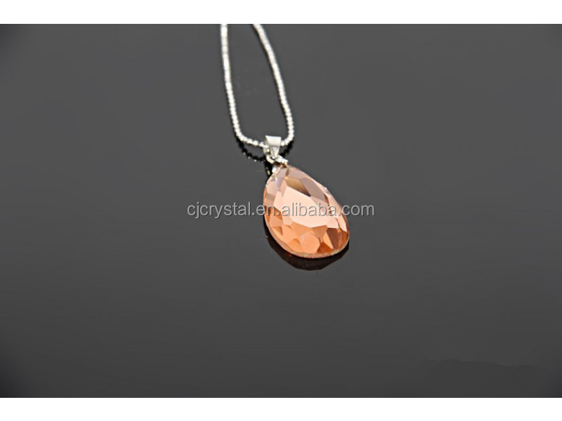 new design fancy glass locket pendants
