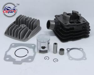 39.5mm Cylinder kit For KTM 50 50CC SX Mini Adventure Senior Cylinder Piston Rings Gaskets Kit