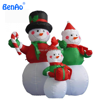 Inflatable Christmas Decorations.X183 New Inflatable Christmas Snowman Inflatables Xmas Inflatable Giant Snowman For Christmas Decorations Buy Big Inflatable Snowman For Christmas
