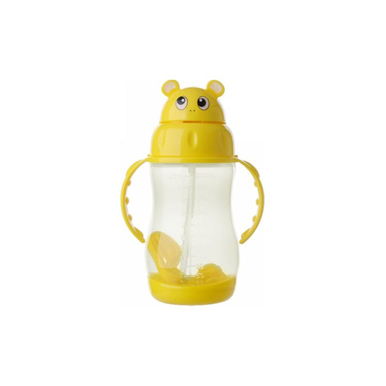 BPA PVC and Phthalate Free direct factory price leak proof baby excellent baby training cup