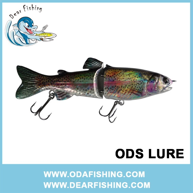 Wholesale joint fishing bait life live fish swimming fishing bait