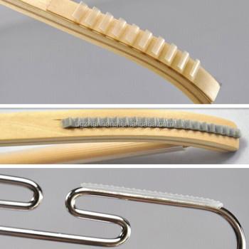 Non Slip Clothing Hanger Grip Strips 80 8 5mm 6mm