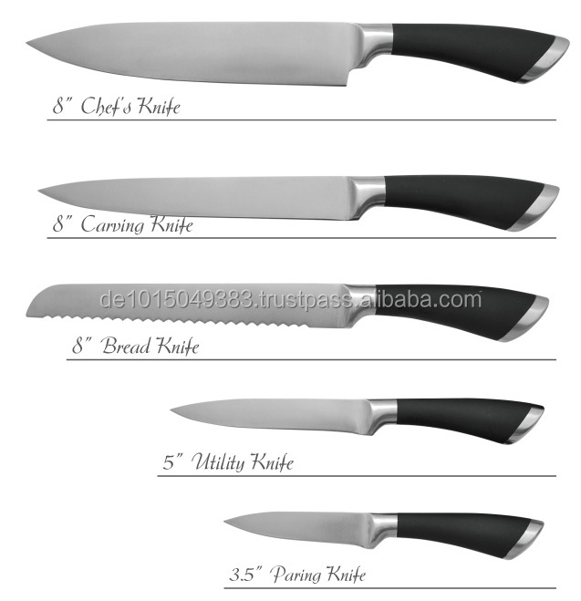 Dapur Knife Set Pisau