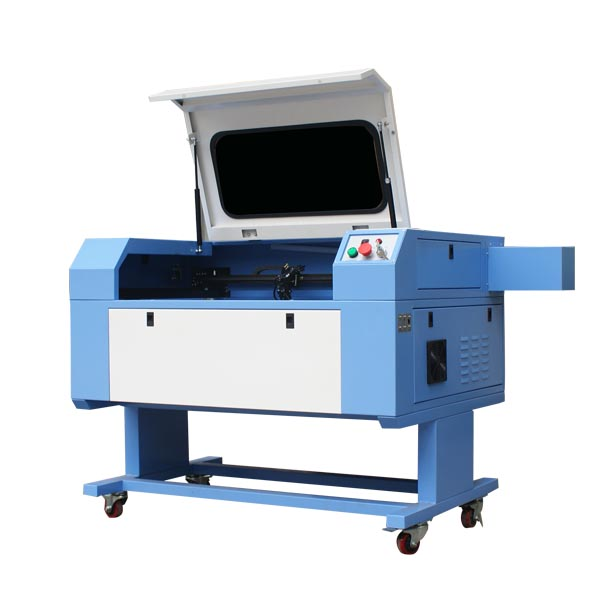 5070 glass engraving/cutting machine for sale Laser Engraving Cutting Machine for Crystal Gift