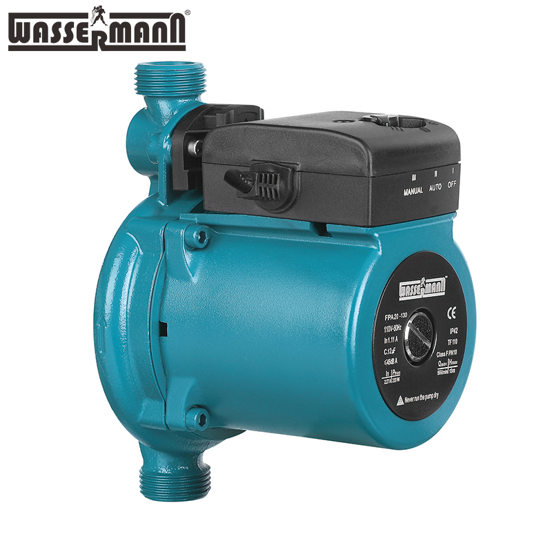 WASSERMANN FPA20-120 Water Pumps Home Booster Circulator