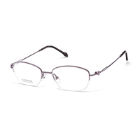 Ready stock Simple fashion lightweight optics reading women glasses frames