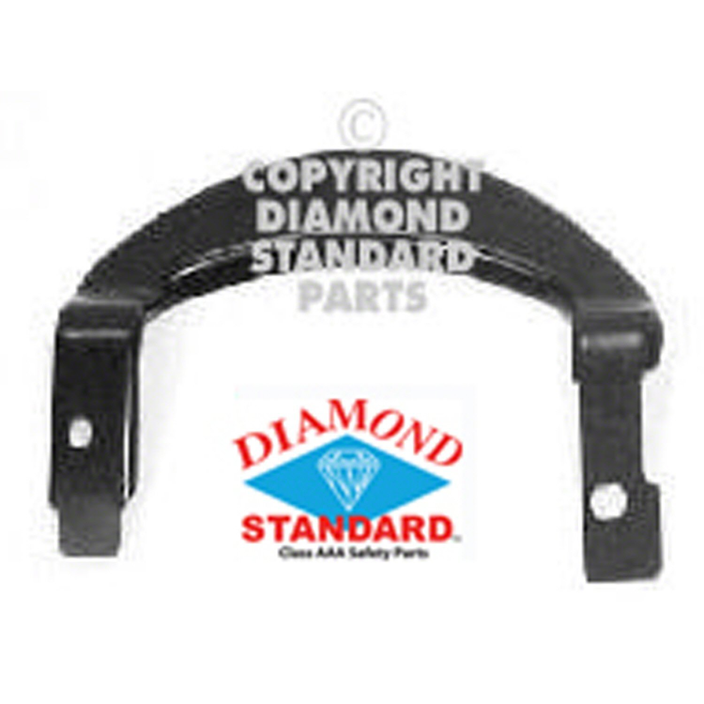 Crash Parts Plus Bumper Bracket for Ford F-150, F-250, F-350, F-450, Lincoln Mark LT FO1066157