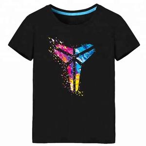 Quality Custom Screen Printing T Shirt Print Cotton Running T Shirt