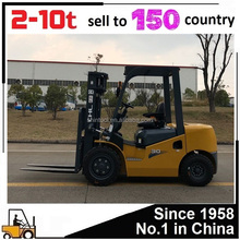 China New Heli Diesel Electric 1.5 Ton 2 Ton 3 Ton 5 Ton 7 Ton 10 Ton Forklift Price