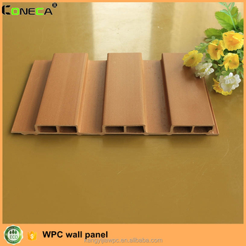 Eco-friendly Wood Plastic Composite Board Wpc Wall Panel Sheets ...