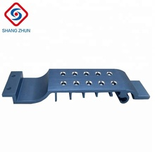 Customized aluminum extrusion / extruded heat sink / heatsink